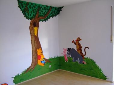 wandmalerei und kinderzimmerdekoration atelier f r politische und auftragsmalerei. Black Bedroom Furniture Sets. Home Design Ideas